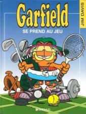 Garfield -24a1998- Garfield se prend au jeu