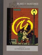 Blake et Mortimer - La collection (Hachette) -6- La Marque jaune