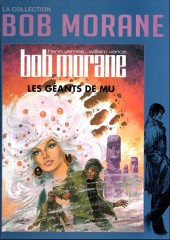 Bob Morane 11 (La collection - Altaya) -15- Les Géants de Mu