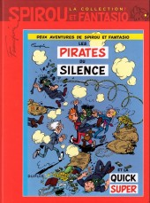 Spirou et Fantasio - La collection (Cobra) -7- Les pirates du silence