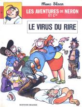 Néron et Cie (Les Aventures de) (Érasme) -33- Le virus du rire