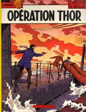 Lefranc -6a1981- Opération Thor