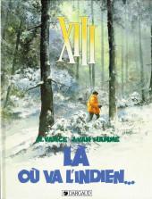 XIII -2a1995/02- Là où va l'indien...
