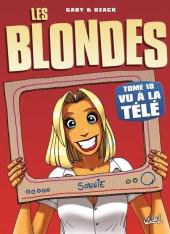 Les blondes -18- Vu à la télé