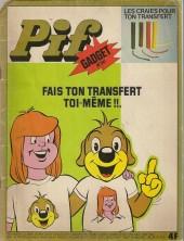 Pif (Gadget) -341- Fais ton transfert toi-même