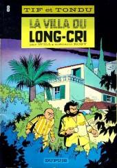 Tif et Tondu -8a1980- La villa du long-cri
