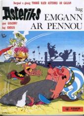 Astérix (en langues régionales) -7bzh- Hag emgann ar pennou