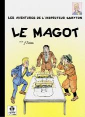 Inspecteur Caryton (Les aventures de l') -4- Le magot