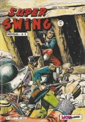 Super Swing -21- Le lion d'Asuncion