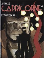 Capricorne -14a11- L'opération