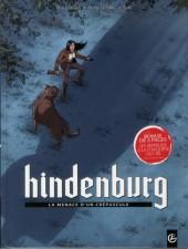 Hindenburg (TieKo) -1- La menace d'un crépuscule