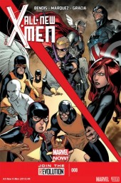 All-New X-Men (Marvel comics - 2012) -8- Issue 8