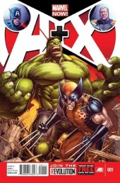 A+X (2012) -1- Issue 1