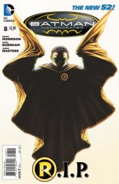 Batman Incorporated (2012) -8- The Boy Wonder Returns