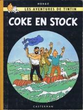 Tintin (Historique) -19B29- Coke en stock