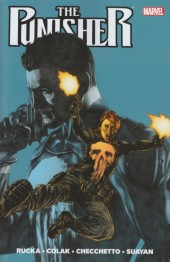 The punisher Vol.09 (Marvel comics - 2011) -INT03- The Punisher by Greg Rucka volume 3