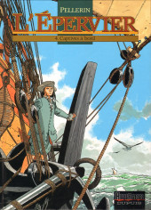 L'Épervier (Pellerin) -4- Captives à bord