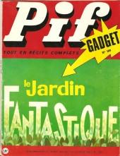 Pif (Gadget) -109- Numéro 109