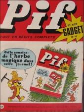 Pif (Gadget) -62- Numéro 62