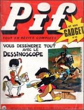 Pif (Gadget) -85- Numéro 85
