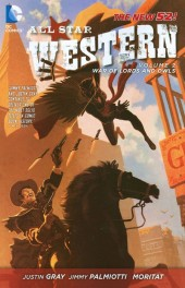 All Star Western (2011) -INT02- War of Lords and Owls