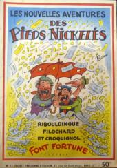Les pieds Nickelés (3e série) (1946-1988) -12- Les Pieds Nickelés font fortune