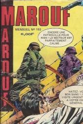 Marouf -193- L'attentat