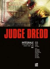 Judge Dredd (Soleil) -INT3- Intégrale 03