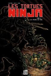 Les tortues Ninja (Soleil) -4- Les Péchés du père