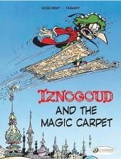 Iznogoud (en anglais) -6- Iznogoud and the Magic Carpet