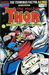 Thor (1966) -AN15- Annual 15: The Terminus factor part 3
