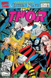 Thor (1966) -AN17- Annual 17: Citizen kang part 2