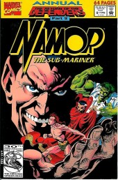 Namor, The Sub-Mariner (Marvel - 1990) -AN02- The return of the defenders part 2