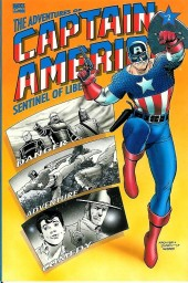 Adventures of Captain America, Sentinel of Liberty (The) (1991) -2- Danger, adventure, comedy