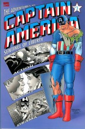 Adventures of Captain America, Sentinel of Liberty (The) (1991) -3- Action, romance, drama