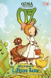 Le magicien d'Oz (Shanower/Young) -2- Ozma, la princesse d'Oz