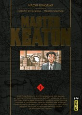 Master Keaton (Édition Deluxe) -1- Volume 01
