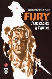 Fury (Panini Max) -1- D'une guerre à l'autre