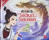 Yin Yin -2- Yin Yin et le secret du serpent
