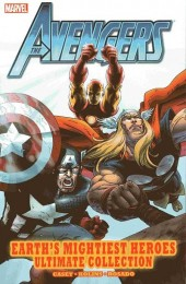 Avengers (The) (TPB) -INT- Earth's mightiest heroes ultimate collection