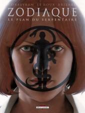 Zodiaque (Delcourt) -13- Le plan du Serpentaire