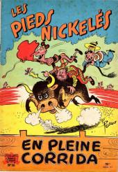 Les pieds Nickelés (3e série) (1946-1988) -35- Les Pieds Nickelés en pleine corrida