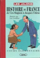 (AUT) Cornillon - Histoire de France de Cro-Magnon à Jacques Chirac