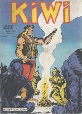 Kiwi -324- La montagne piégée !