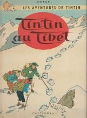 Tintin (Historique) -20B42- Tintin au Tibet