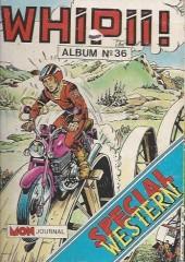 Whipii ! (Panter Black, Whipee ! puis) -Rec36- Album N°36 (du n°104 au n°106)