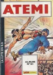 Atemi -Rec61- Album N°61 (du N°235 au N°237)