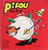 Pifou (Poche) -2- Pifou poche... n°2