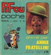 Pifou (Poche) -38- Pifou poche animé par Annie Fratellini