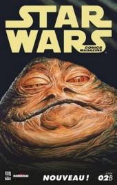 Star Wars - Comics magazine -2B- Boba Fett est mort !